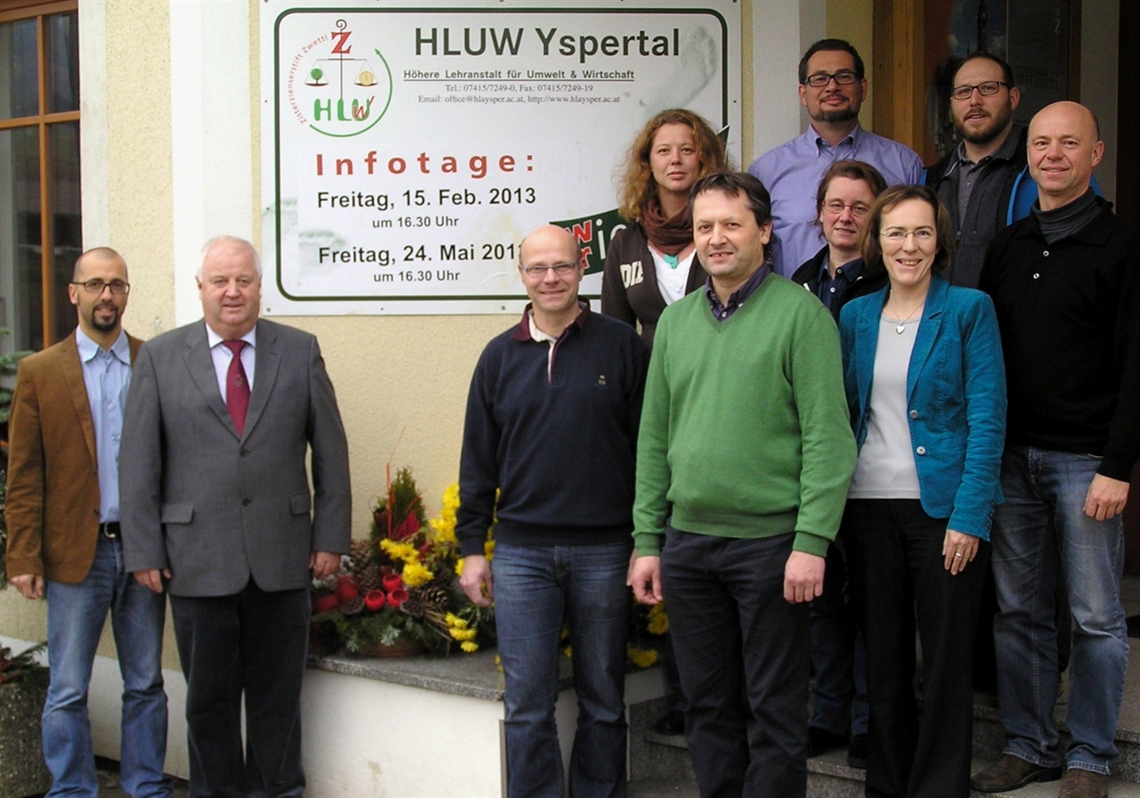 HLUW Yspertal - Umweltschutz ist Klimaschutz - Yspertal